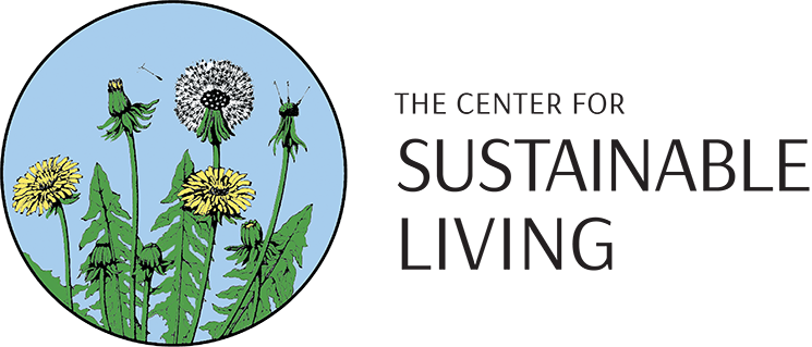 Center for Sustainable Living logo